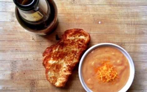 G.R. Brewing Company Inspired Beer Cheese Sandwich Spread