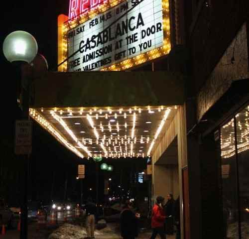 How the Redford Theatre Cured My Winter Blues