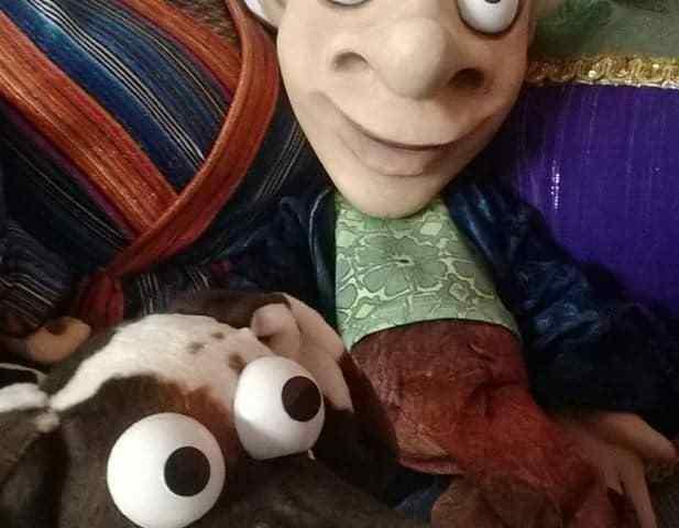 Puppets Take Detroit