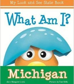 5 Books For The Little Michigander