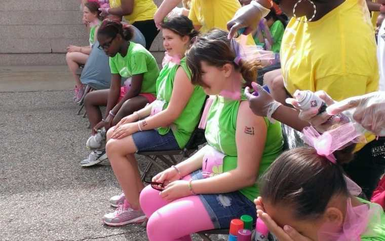 Watch Out for Girls on the Run in Kalamazoo - Awesome Mitten