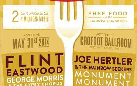 Flint Family Barbecue Brings Tunes to Pontiac
