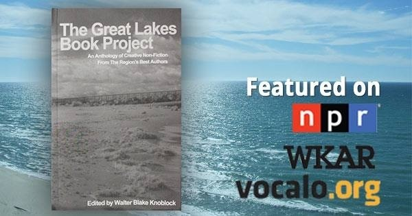 Exclusive to Awesome Mitten Readers: Great Lakes Book Project for $5!
