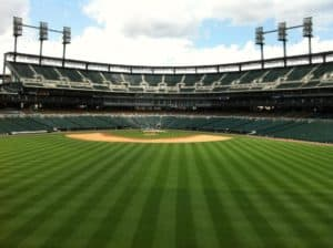 Instagramming #Detroit Love: The Comerica Park Experience - Awesome Mitten