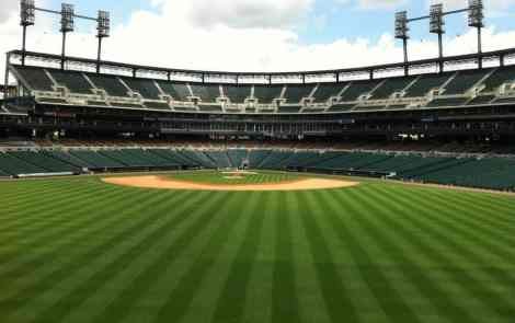 Instagramming #Detroit Love: The Comerica Park Experience