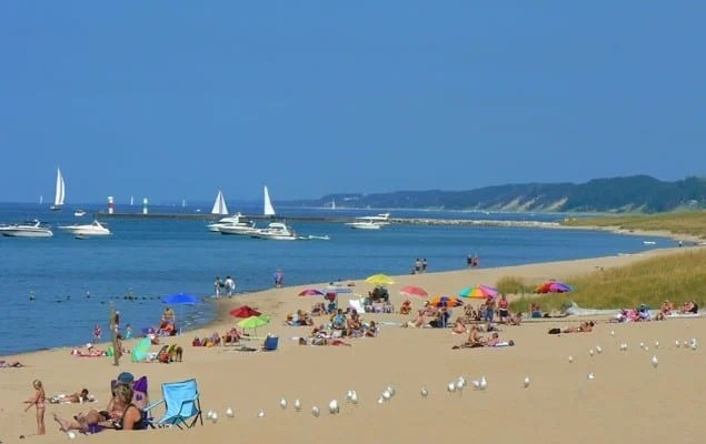 Summer Trip to Saugatuck - Awesome Mitten