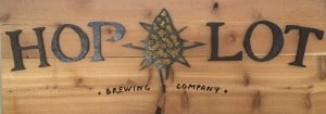 Photo Courtesy of Hop Lot Brewing Company