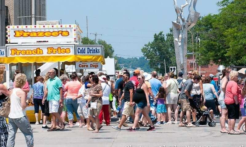 Art Festivals in West Michigan Abound