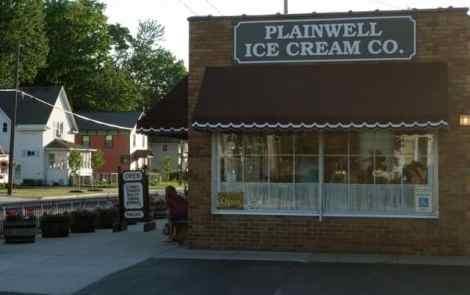 Ice Cream Places In and Around Kalamazoo