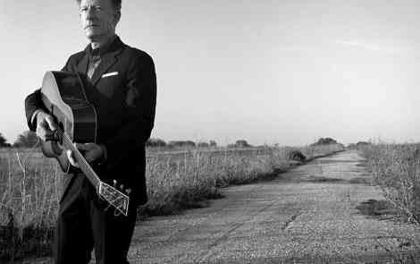 Lyle Lovett at Flintfields