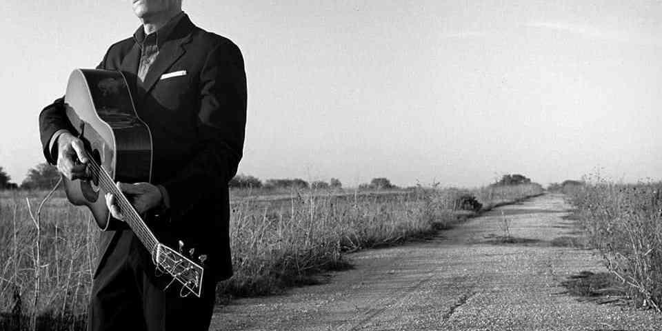 Lyle Lovett at Flintfields