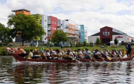 Capital City Dragon Boat Racing