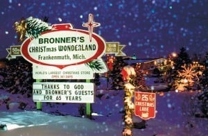 Michigan Roadside Attractions - Awesome Mitten