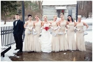 Cara and Jordan's NYE Wedding at Ella Sharp Museum by Trisha Hyde Photography (www.trishahydephotography.com)