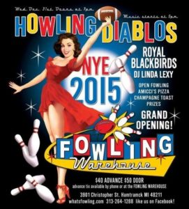 Ring in the New Year with Fowling! (Image courtesy of the Fowling Warehouse.)