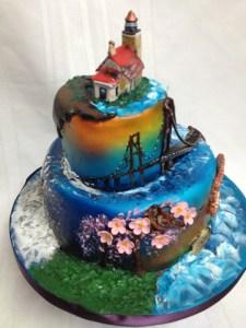 Kristina's Kakes - Michigan Birthday Bakeoff