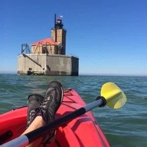 Port Austin Lighthouse - the awesome mitten