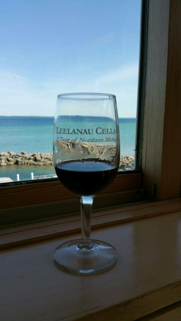 Leelanau Cellars - #MittenTrip - Leland -The Awesome Mitten