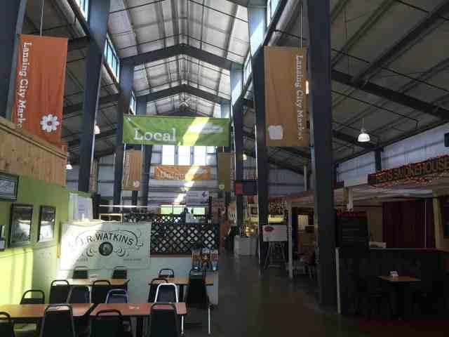 Lansing City Market - #MittenTrip Lansing - The Awesome Mitten
