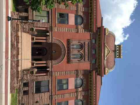 Marquette City Hall - #MittenTrip Marquette - The Awesome Mitten