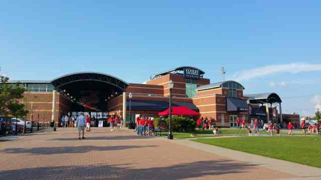 Lansing Lugnuts - #MittenTrip Lansing - The Awesome Mitten