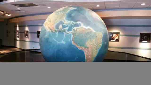 MSU Planetarium - #MittenTrip Lansing - The Awesome Mitten.