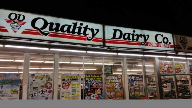 Quality Dairy - #MittenTrip Lansing - The Awesome Mitten.