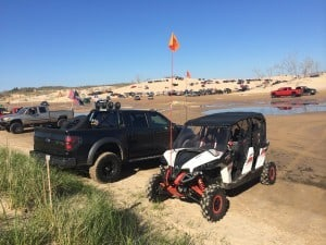 Dune Buggy - The Awesome Mitten