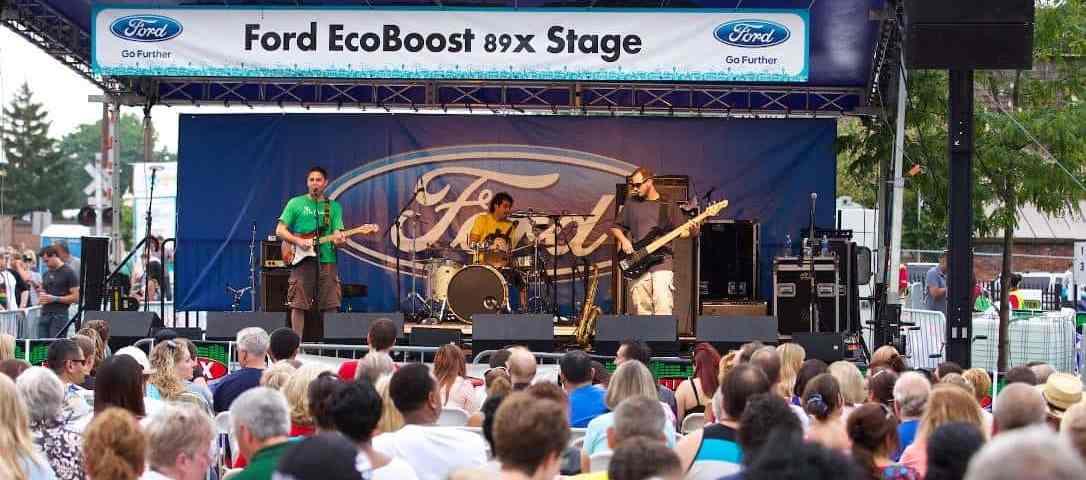 Royal Oak Celebrates Ford Arts, Beats & Eats