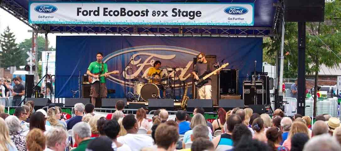 Royal Oak Celebrates Ford Arts, Beats & Eats