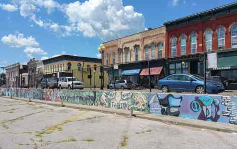 Pocket Full o' Funk: Top 10 Joints in Old Town Saginaw #MittenTrip