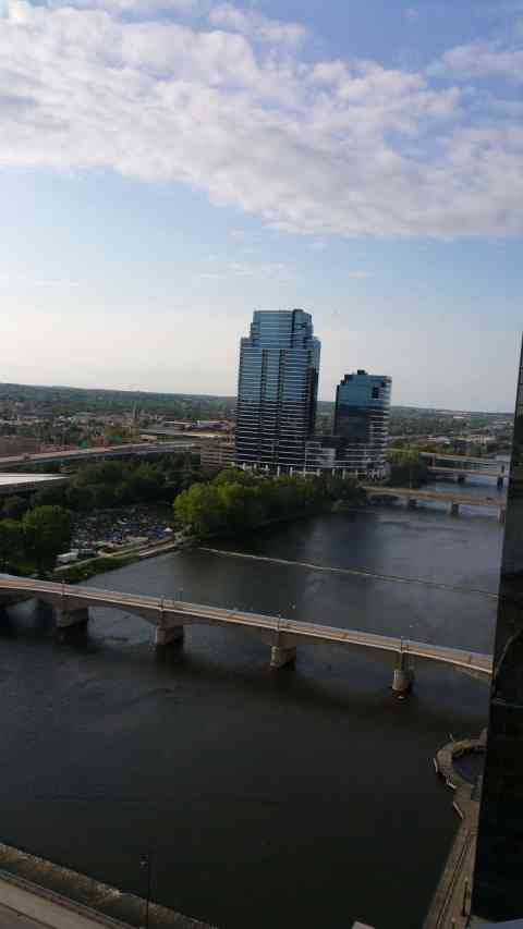 JW Marriott Grand Rapids - #MittenTrip - GrandRapids