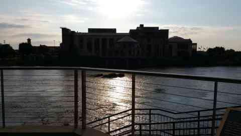 Riverwalk Grand Rapids - #MittenTrip - GrandRapids