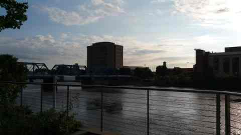 Riverwalk Grand Rapids - #MittenTrip - GrandRapids
