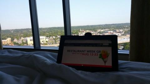 JW Marriott Grand Rapids - #MittenTrip - GrandRapids