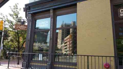 Grand Rapids Brewing Company - #MittenTrip - GrandRapids