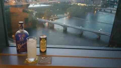 New Holland Knickerbocker Gin & Proper Soda - #MittenTrip - GrandRapids