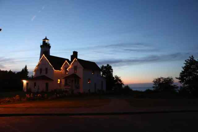 Point Iroquois Lighthouse - #MittenTrip - Sault Ste Marie - The Awesome Mitten