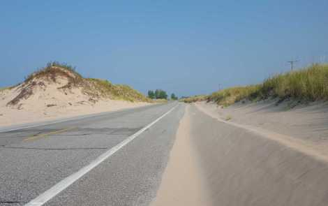 A Summer Lake Michigan Road Trip, Ludington To Frankfort