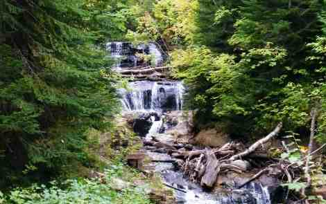 #MittenTrip Outside Munising: H-58 and the Pictured Rocks National Lakeshore