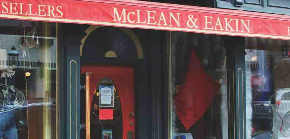 Enjoy Small-Town Charm at McLean & Eakin Booksellers