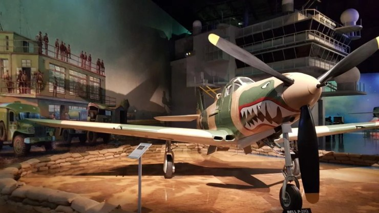 Air Zoo - #MittenTrip - Kalamazoo - The Awesome Mitten