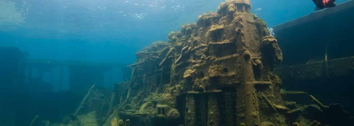 Alpena's Underwater Museum: Thunder Bay National Marine Sanctuary