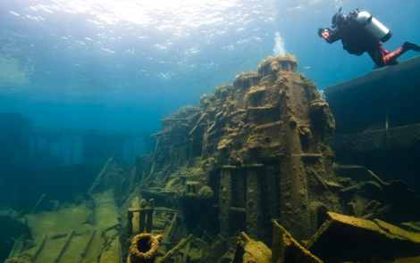 Alpena's Underwater Museum: Thunder Bay National Marine Sanctuary