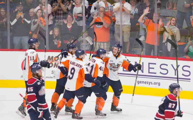 Flint hockey helps a city rise from the ashes Awesome Mitten