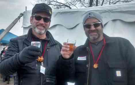 Pour Me Another: Ludington's Winter Brrrew Fest