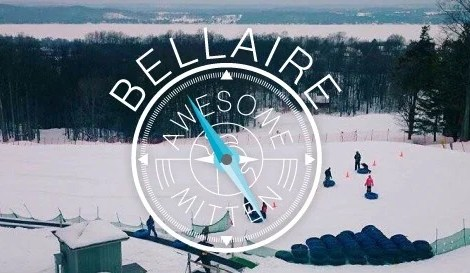A #MittenTrip Guide to Bellaire's Winter Wonderland