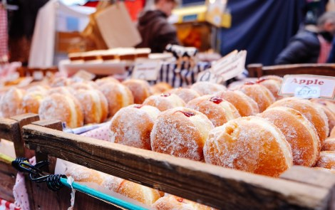 What exactly is a Pączki?