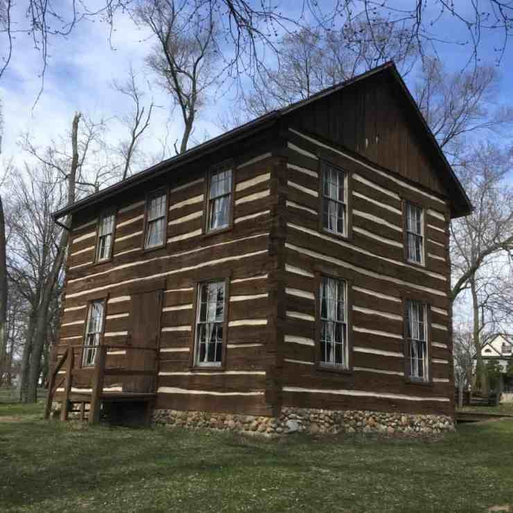 The buildings at the Historic Adventist Village serve as a museum of the church's history. Photo by Rhonda Greene.