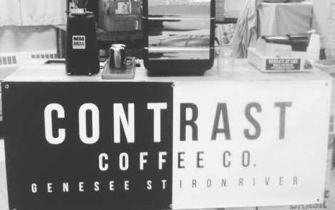 Contrast Coffee: Beans as a Means